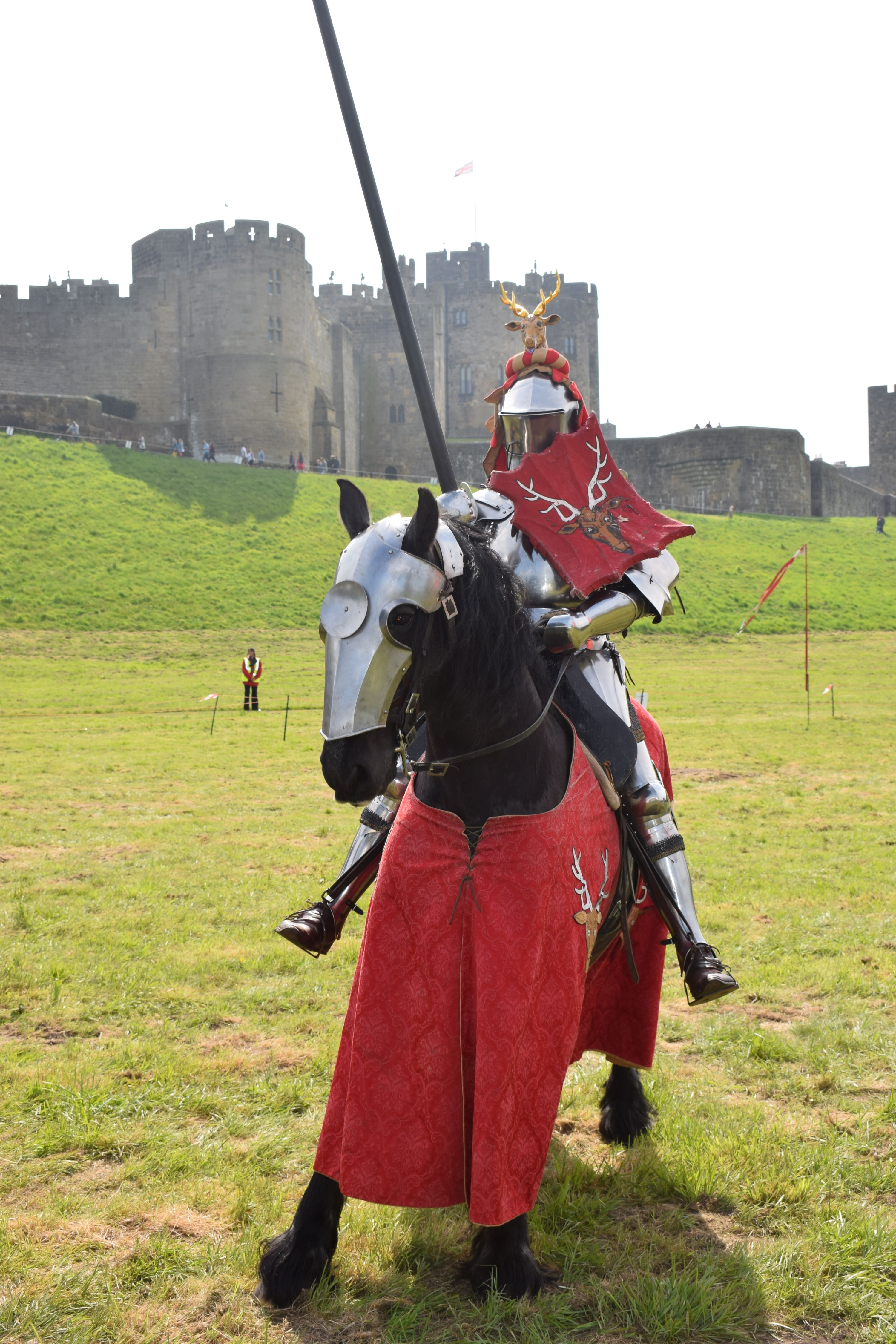 Jousting, wizards and broomsticks all summer at Alnwick Castle!