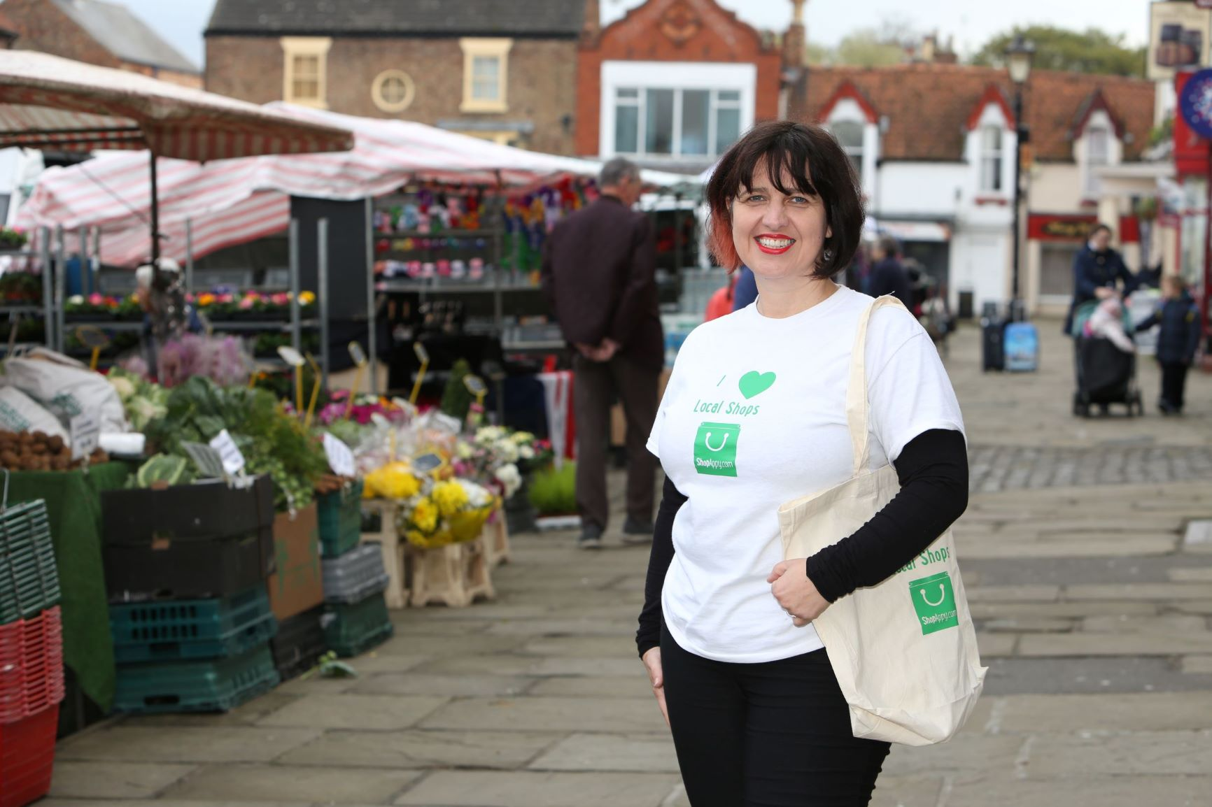 Shopping boost for North Yorkshire towns